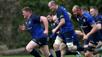 Tadhg Furlong fully expected to get Lions call-up