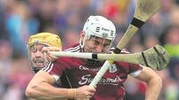 Galway players driving the machine