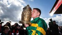 The big interview with Barry Geraghty: Mastering the mind game