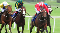 Pat Smullen double eats into Colin Keane's lead in title race
