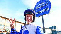 Colin Keane moves seven clear in race to become champion jockey