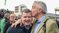 A symbolic day as Gordon Elliott shines while Willie Mullins toils