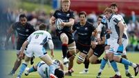 Saracens v Glasgow Warriors - European Champions Cup - Quarter-Final - Allianz Park
