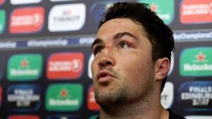 Brad Barritt: We'll thrive in hostile situation