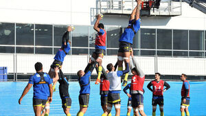 Clermont stand alone amid French mayhem