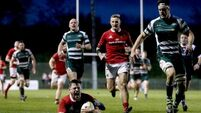 Oliver stars as polished Munster book final place