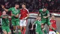 Austria v Republic of Ireland - FIFA World Cup Group D Qualifier