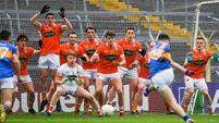 This wasn't ref justice. Armagh deserved to win