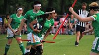 Hurling, like quidditch, owes much to literature