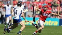 This isn't Year One for Cork. For them, it's simply time