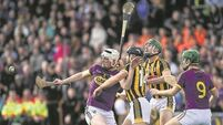 The night the hurling world tilts on its axis