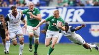 Keith Earls is ready if Lions come calling