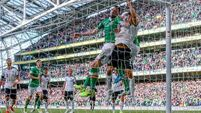 Memory puts paid to dogged Irish style of play