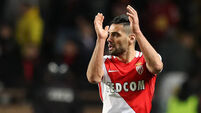 Reborn Radamel Falcao big threat to City prospects