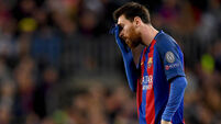 Liam Mackey: It's time for Barca to shout 'stop'