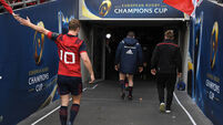 Buzz is back but Munster must address shortcomings in attack