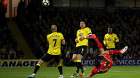 Watford v Liverpool - Premier League - Vicarage Road