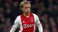 David Shonfield: Ajax young bloods impress old Wesley Sneijder