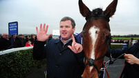 Gordon Elliott still value in title battle with Willie Mullins