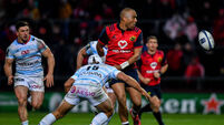 Simon Zebo move to Racing is not a done deal...
