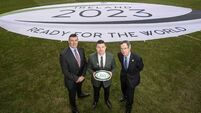 Rugby Country only stretches so far and bosses will in time come calling to Ireland