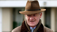 Willie Mullins is a serial winner who knows how to lose