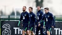 Away-style performance to take home point for depleted Ireland
