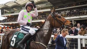 Ruby Walsh and Willie Mullins don't operate under the seduction of safety
