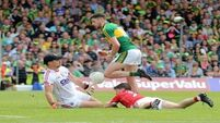 Kerry will take stopping, reckons 'hurting' Healy