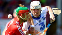 Tadhg de Burca decision may be crucial to Cork-Waterford repeat