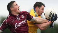 Roscommon make it a family affair