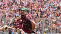 David Burke: 'I don't think a sweeper is going to win you an All-Ireland'
