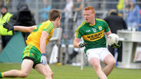 Kerry captain Johnny Buckley poised to make his first appearance of the season