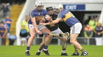 Michael Ryan unhappy with toiling Tipp