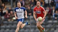 Paul Kerrigan: Footballers well down Cork pecking order