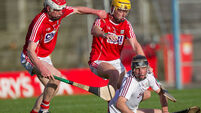 Cork U17s edge past Galway
