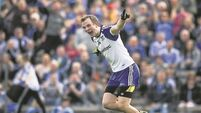 Jack McCarron makes up for lost time with Monaghan