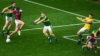 Formality for Kerry but plenty left to ponder