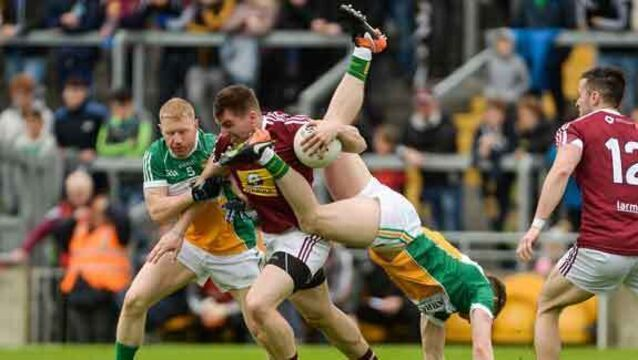 John Heslin grabs lifeline for Offaly