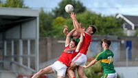 Kerry claim fourth consecutive Munster JFC title with extra-time win over Cork