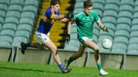 Declan Browne has daunting first taste of inter-county management
