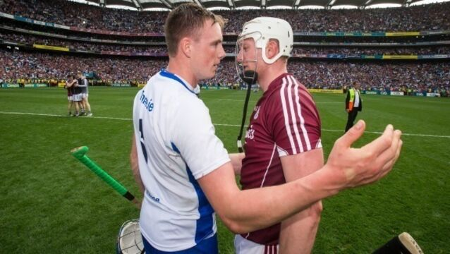 Doing his bit enough for Joe Canning