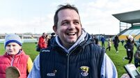 Davy Fitzgerald delighted at quick march back back to top flight