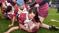 Ladies the shining example in Slaughtneil