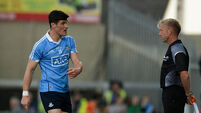 Painful push as Diarmuid Connolly cops 12-week ban