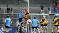 Dublin unable to reel in Kilkenny despite late rally