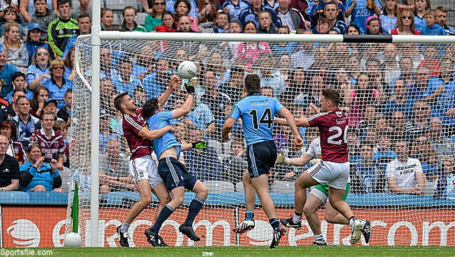 Westmeath make three changes for Dublin clash