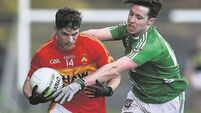 Castlebar Mitchels motor on after tough test from tenacious Mohill