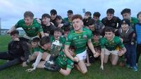 Sprinkled with eastern promise, St Brendan's win Corn Ui Mhuiri