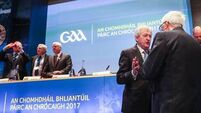 Páraic Duffy: 'We're not going to run the GAA by Twitter'